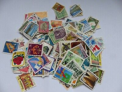Postage stamps - British Commonwealth - approx 170 different stamps (Batch 2 E)