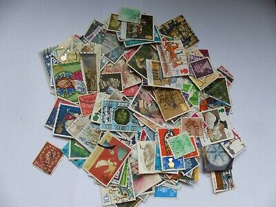 Great Britain stamps - approx 190 different stamps (Batch 3 E)