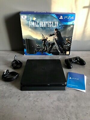 PACK CONSOLE PLAYSTATION 4 SLIM - 1To + Jeu BATTLEFRONT STAR WARS II