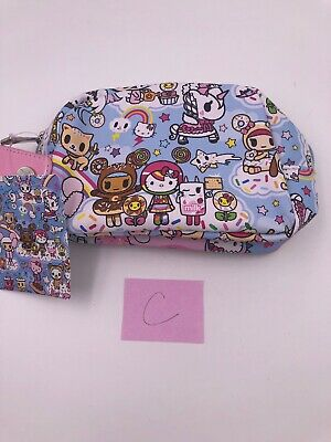 Tokidoki For Hello Kitty: Cosmetic Pouch (E3)
