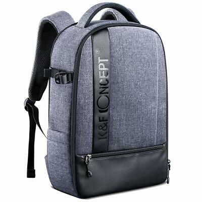 KF Concept Camera Backpack, Professional Large Capacity Waterproof Photography