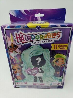 Hairdorables Collectible Surprise Dolls and Accessories: Series 1 FREE SHIPPING