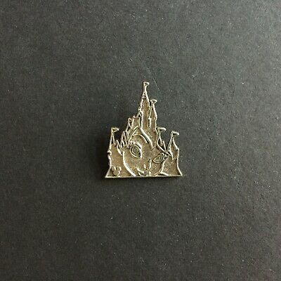 WDW Park Icons Characters Magic Kingdom & Tinker Bell CHASER Disney Pin 97241