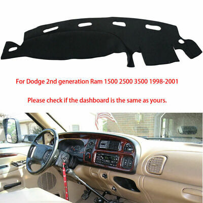 Car Truck Interior Parts 1998 2001 Dodge Ram 2500 Pickup