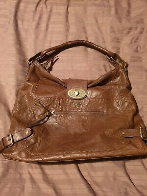 Rm williams leather bag
