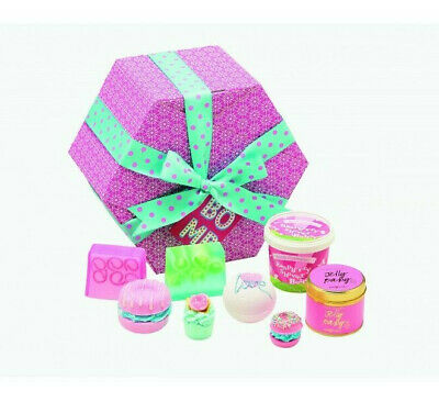 Luxury Bath Bomb Giant Gift Pack Mother's Day Birthday Gift Box