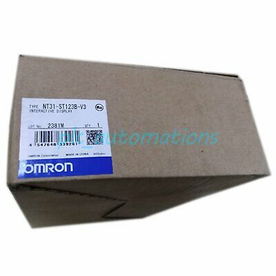 Omron NT31-ST123B-V3 Operator Touch Panel Used Tested