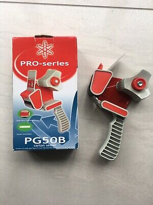 Pro Series Packing Brown Tape Gun Carton Sealer New