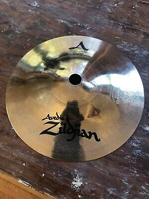 "Zildjian A Custom Splash 6"" CrashCymbal"