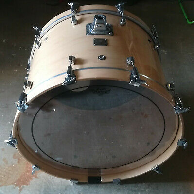 "Yamaha Maple Custom Absolute 24""x16"" Bass Drum"