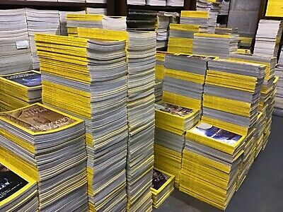 National Geographic Magazines - choose 5 complete years (60 magazines).