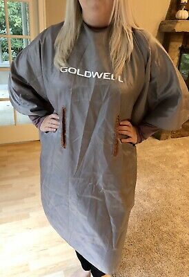 Silky Goldwell Hairstyling Cape