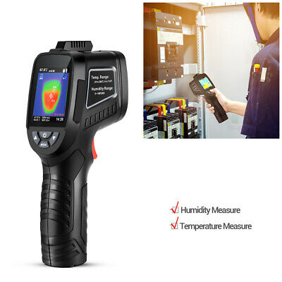 "Digital Infrared Thermal Imager Imaging Camera IR Temperature Display 2.5"" 8GB"