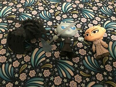 Funko Mystery Minis ~ Game of Thrones Series 4 ~ ALL 3 Exclusives *LOT*
