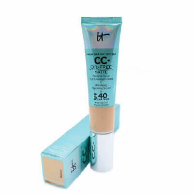 IT Cosmetics Your Skin But Better CC+ Cream Oil-Free Matte SPF 40 32ml <LIGHT>