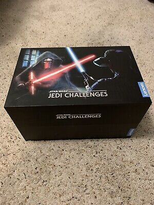 Lenovo Star Wars Jedi Challenges AR Headset w/ Lightsaber Controller & beacon