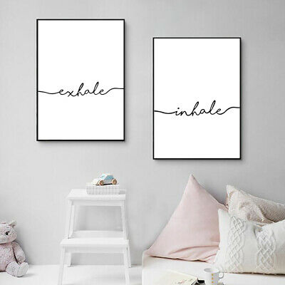 Minimalist Nordic Wall Decorative Art Canvas Poster Picture Living Room Painting