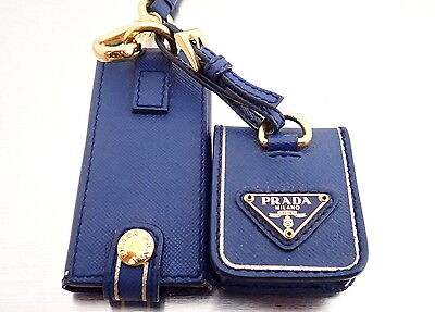 PRADA iPod & Earphone Leather Case & Long Shoulder Strap *EXTREMELY RARE* IN BOX