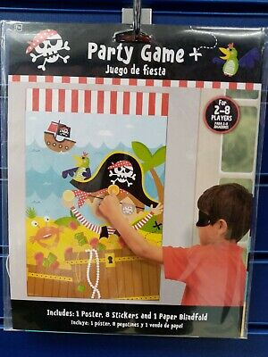 PIRATE PARTY GAME for kids - Treasure Hunt Game for kids