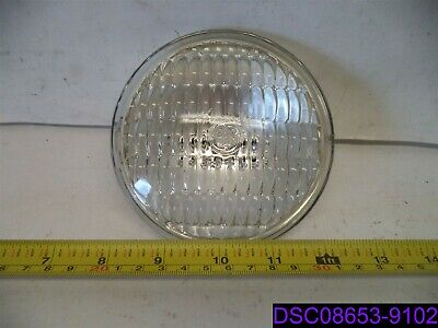 GE LIGHTING 35PAR36/H/FL30-B 12V Halogen Sealed Beam Floodlight PAR36 35W