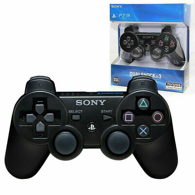 DualShock 3 PS3 Wireless Bluetooth Game Controller Gamepad for PlaySation 3 HT