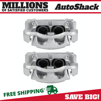 Auto Shack BC30338PR Pair of Front Brake Calipers
