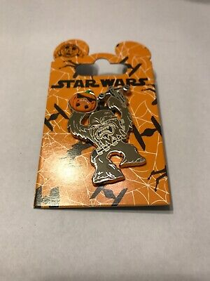 Disney Trading Collectible Pin. Star Wars Halloween. Chewbacca