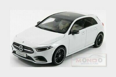 Mercedes-benz a class w177 Limousine 2018 rojo red 1:18 norev