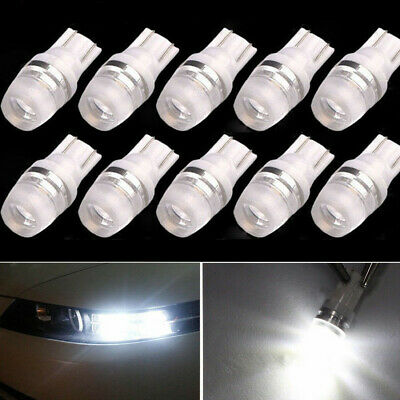10X T10 Wedge SAMSUNG LED Light Bulbs Warm White High Power W5W 168 194 Car Lamp