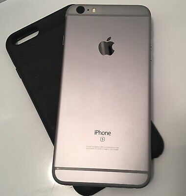 Apple iPhone 6s Plus - 128GB - Space Gray CDMA/GSM LTE Bundled with accessories