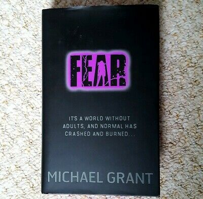 Fear, by Michael Grant (Hardback, 2012). Gone Series, Book 5