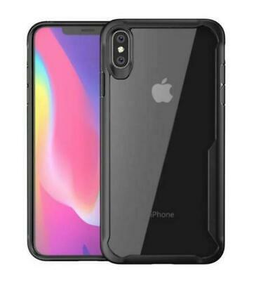 Premium Case for iPhone 8 7 6 6S Plus XR XS MAX ShockProof Bumper Cover Silicone