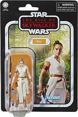 "Star Wars The Vintage Collection The Rise Of Skywalker Rey  3.75"" Action Figure"