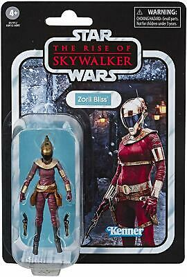 """Star Wars The Vintage Collection The Rise Of Skywalker Zorii Bliss 3.75"""" Figure"""