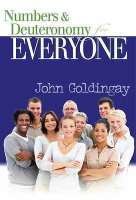Numbers and Deuteronomy for Everyone (The Old Testament for Everyone), , Golding