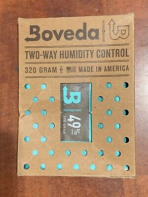 Boveda 49 Percent RH (320 Gram) - 2-Way Humidity Control Pack