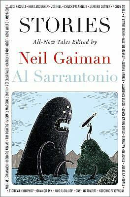 Stories: All-New Tales  (NoDust) by Gaiman, Neil; Sarrantonio, Al