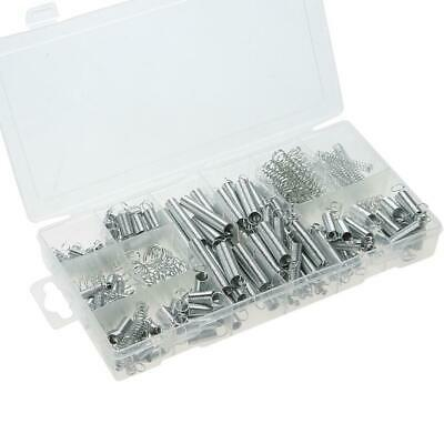 200pcs Various Springs Tension Extension Compression Compressed Assorted Set