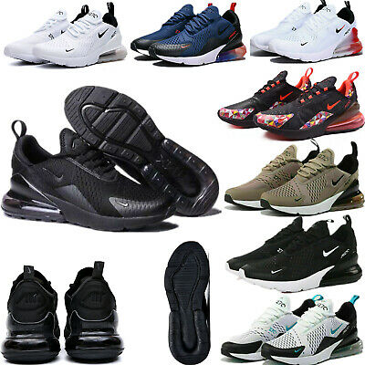 Mens Womens Air-Max 270 Running Shoes Casual Light Sport Trainer Sneakers In Box