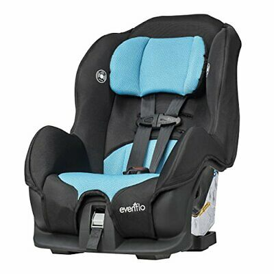 Kids Convertible Car Seat 2 in 1 Front Rear Facing Baby Toddler Safety Harness