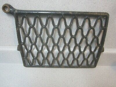 Antique 1910 Singer Treadle Sewing Machine Treadle Plate, Foot Piece