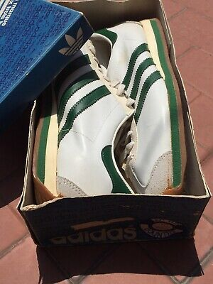 Adidas Country 1970 1980 New Old Stock Size 10 - Vintage ULTRA RARE