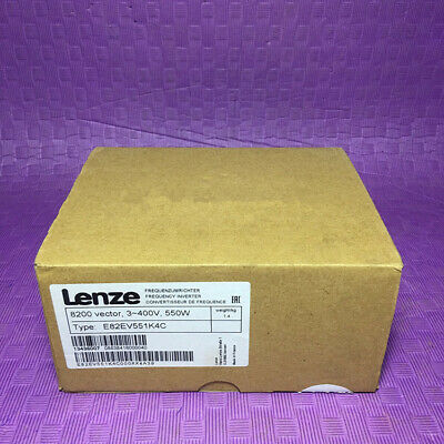 1PCS E82EV551K4C Lenze New quality assurance 100%