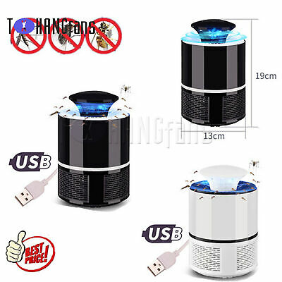 USB Led Mosquito Insect Killer Trap Lamp 5W 7W Pest Control Zapper lamp ATF