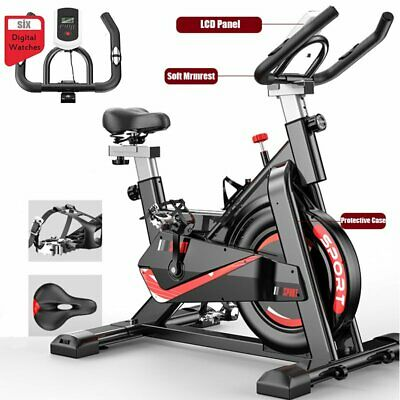 Heavy Duty Home Gym Indoor  Spinning Bike Workout Aerobic Exercise Bicycle NEW