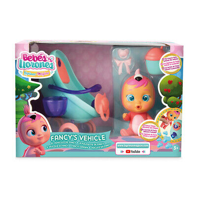 Imc Toys Cry Babies Magic Tears Il Veicolo Di Fancy