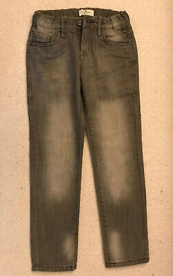Tom Tailor Boys Straight Fit, Grey Jeans Age 10 S/M Never Worn