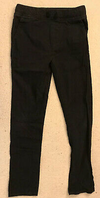 Lovely black Blue Zoo Boy Trousers With Elastic Waistband 10yrs