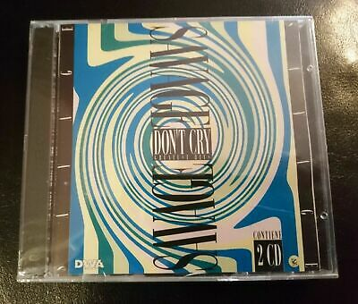 2xCD Savage - Don't Cry - Greatest Hits / 1994 / DWA / NEW & SEALED