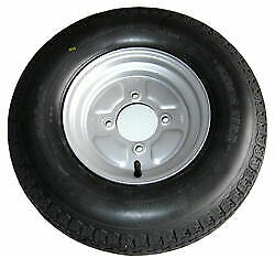 New Genuine Spare Wheel For The Erde 142 Trailer - 500X10 - Uk Seller!